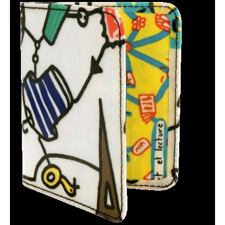 CH. Voyage - Porte cartes
