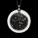 Necklace - Cachou Medium Paillettes