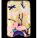 Étui pour petit smartphone - Voyage Orchid