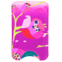 Small smartphone case - Voyage Blue Satellite