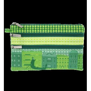 3 zip pouch - Zip My Town - Venezia