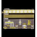 3 zip pouch - Zip My Town London