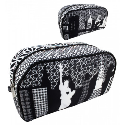 Toiletry case - Wash My Town - New-York
