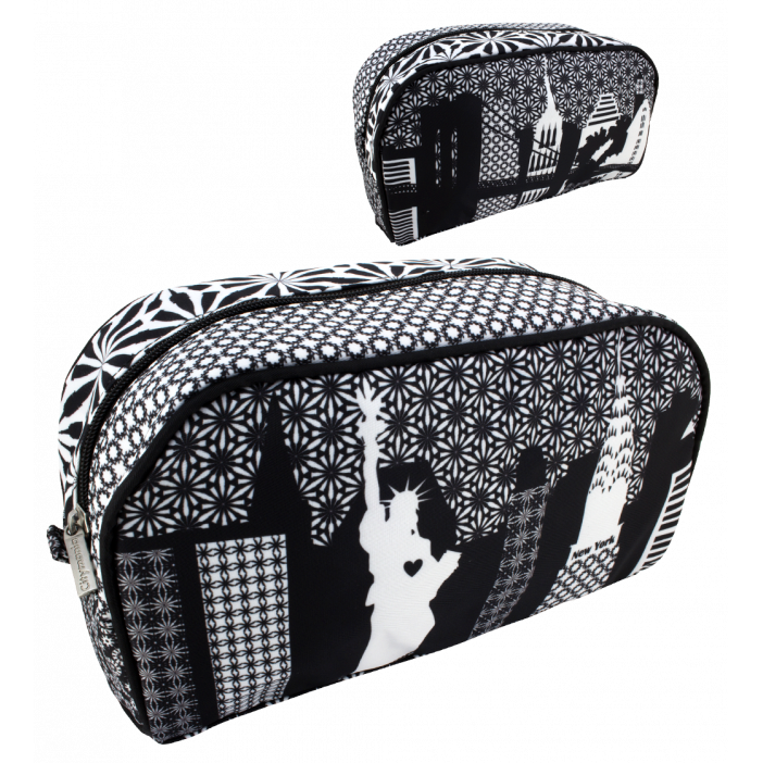 Toiletry case - Wash My Town New-York