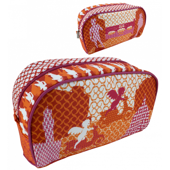 Toiletry case - Wash My Town