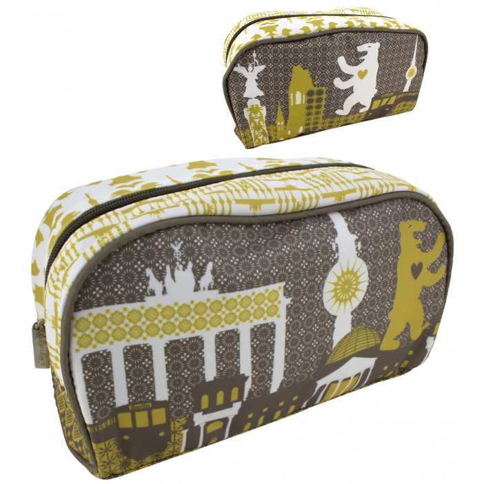 Toiletry case - Wash My Town Berlin