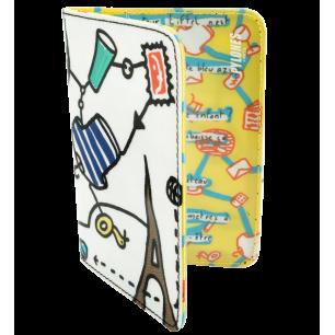 PC. Voyage - Porta passaporto