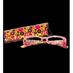 Lunettes X3 Disque Jaune - Corrective glasses