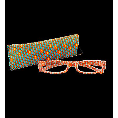 Lunettes X3 Ecailles Bleues - Korrekturbrille