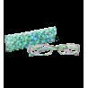 Lunettes X3 Fleur - Lunettes de correction 350