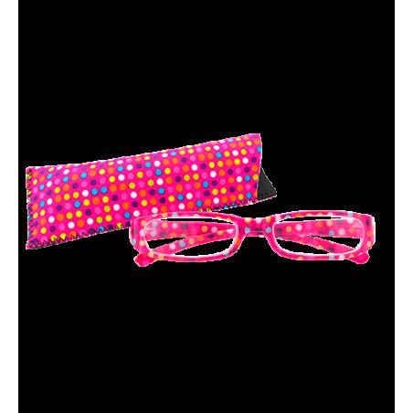 Lunettes X3 Pois Colorés - Corrective glasses