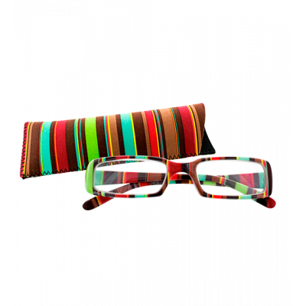 Lunettes X3 Bayadère - Korrekturbrille