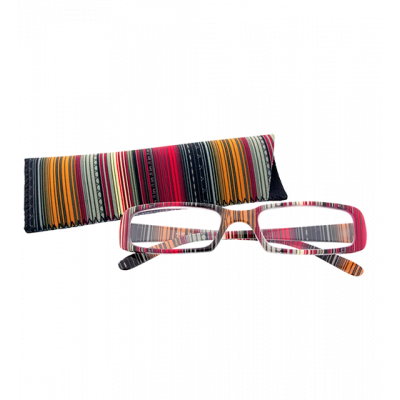 Lunettes X3 Rayures - Glasses
