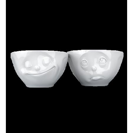 Set of 2 bowls - Emotion Set Heureux - SVP