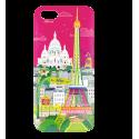 Coque pour iPhone 5/5S - I Cover 5 München