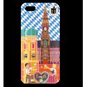 Coque pour iPhone 5/5S - I Cover 5 Dahlia