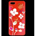 Coque pour iPhone 5/5S - I Cover 5 Paris Bleu