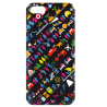 I Cover 5 - Coque pour iPhone 5/5S Picto