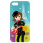 Coque pour iPhone 5/5S - I Cover 5 Nymphea