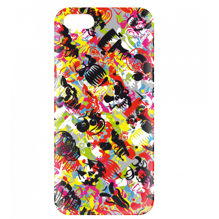 coque iphone 5 graffiti