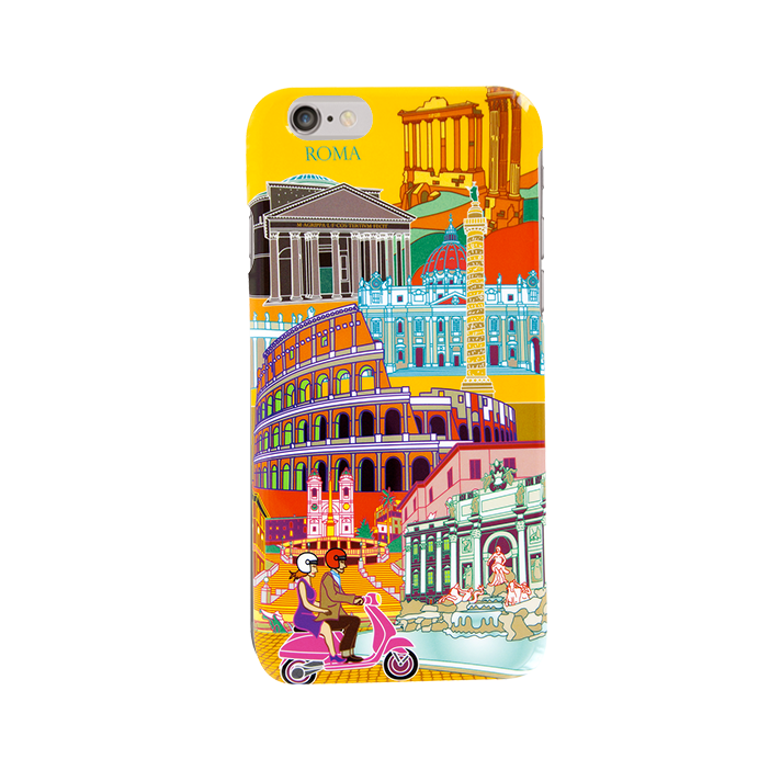 Case for iPhone 6 - I Cover 6 Rome