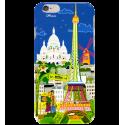 Schale für iPhone 6 - I Cover 6 Bamboo