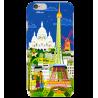 I Cover 6 - Coque pour iPhone 6 Paris Bleu