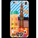 Schale für iPhone 6 - I Cover 6 Paris rose