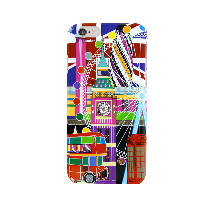 I Cover 6 - Coque pour iPhone 6 London
