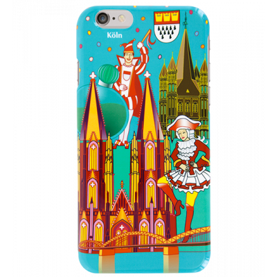 Case for iPhone 6 - I Cover 6 - Köln