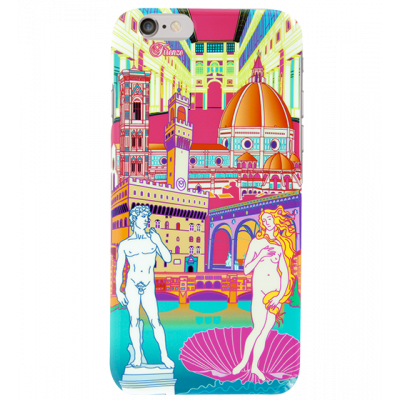 Coque pour iPhone 6 - I Cover 6 - Florence