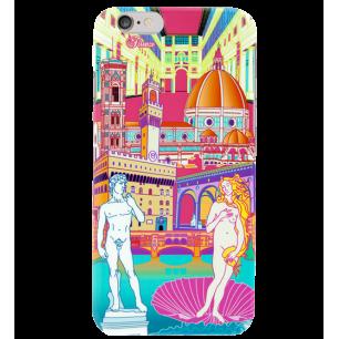 Schale für iPhone 6 - I Cover 6 - Florenz