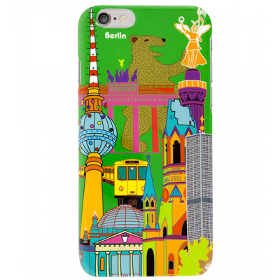 Coque pour iPhone 6 - I Cover 6 - Berlin