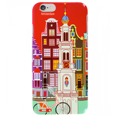 Coque pour iPhone 6 - I Cover 6 - Amsterdam