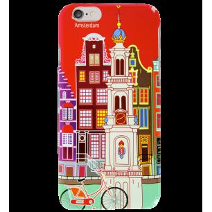 Schale für iPhone 6 - I Cover 6 - Amsterdam