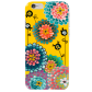Cover per iPhone 6 - I Cover 6 Bamboo