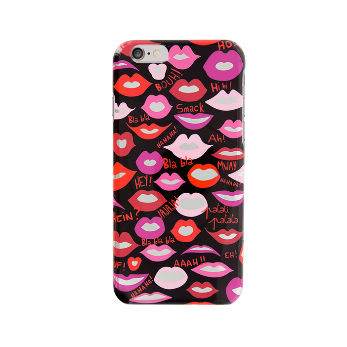 I Cover 6 - Coque pour iPhone 6 Mouth Mirror