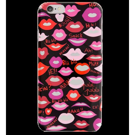 Coque pour iPhone 6 - I Cover 6 Mouth Moustache