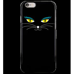Coque pour iPhone 6 - I Cover 6 - Black Cat