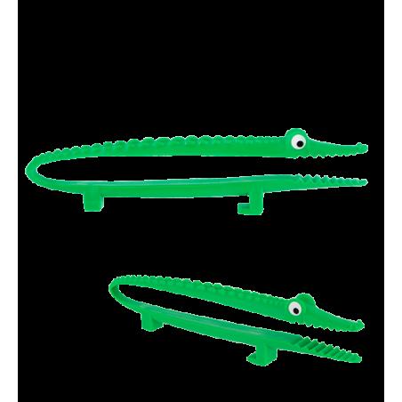 Small serving tongs - Mini Croc'