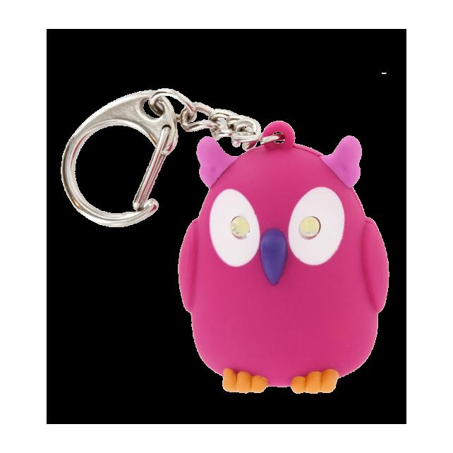 Keyled - Porte clé LED Eule