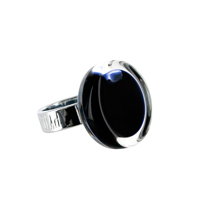 Glass ring - Cachou Mini Milk