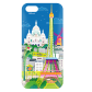 Coque pour iPhone 5/5S - I Cover 5 Florence