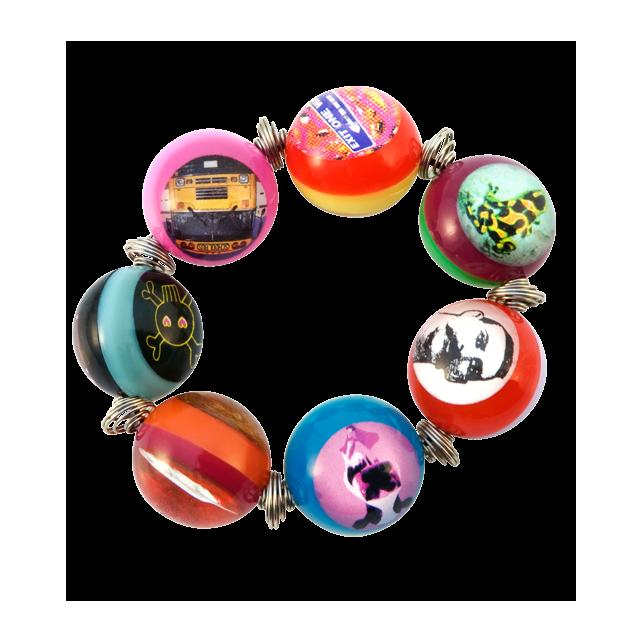 Bracelet - Bylones Multicolor