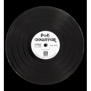 Topfuntersetzer - Pot Coaster - Weiss