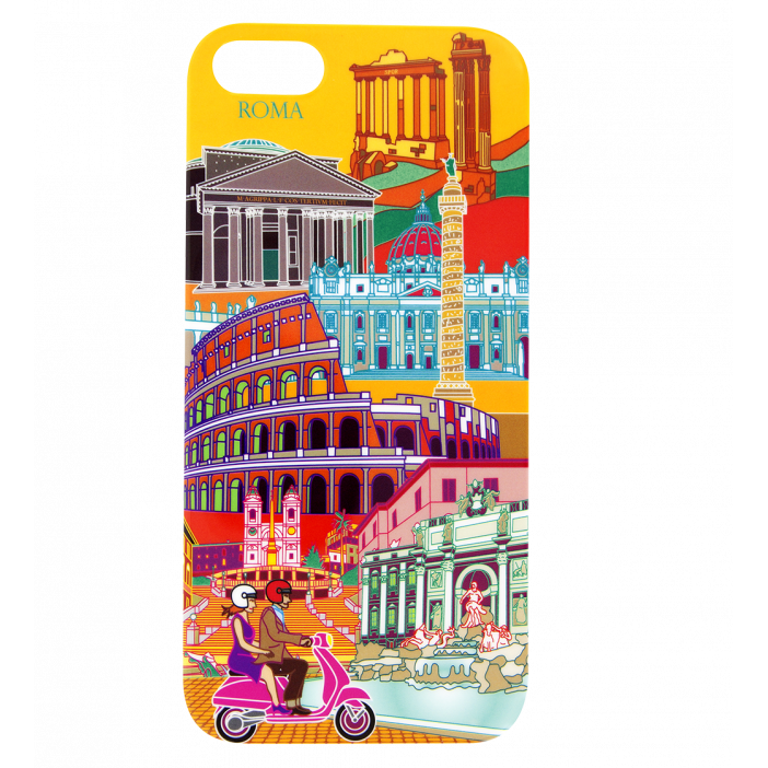 I Cover 5 - Coque pour iPhone 5/5S Rome