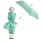 Compact umbrella - Rain Parade Green