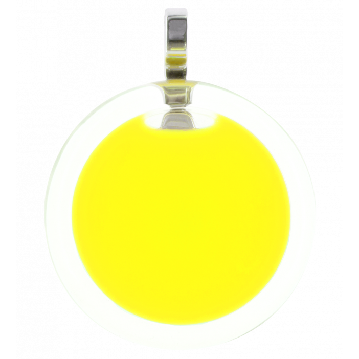 Cachou Medium Milk - Pendentif Yellow
