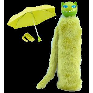 Compact umbrella - Chapka - Light Green