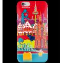 Case for iPhone 6 - I Cover 6 Paris Bleu